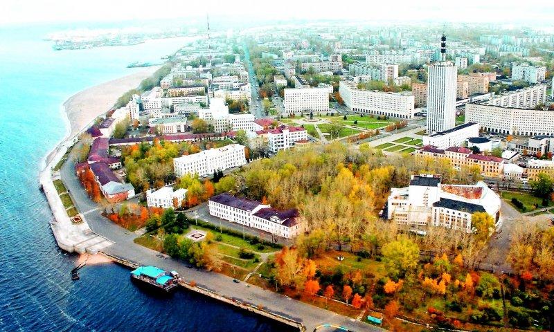 Прогноз погоды г. Архангельск и Архангельская область